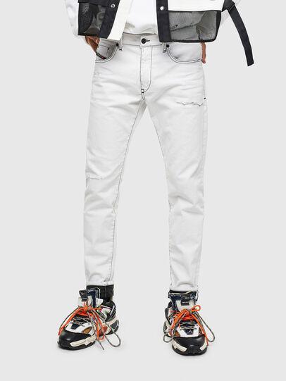Diesel - D-Strukt 003Z1, White - Jeans - Image 1