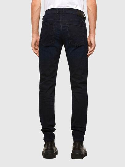 Diesel - Sleenker Skinny Jeans 009LW, Dark Blue - Jeans - Image 2