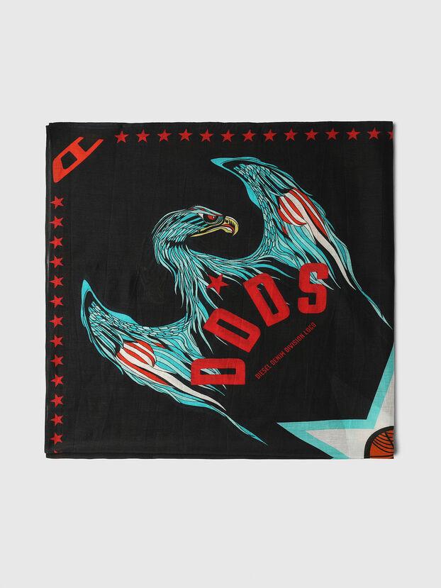 S-DDDR, Black - Scarves