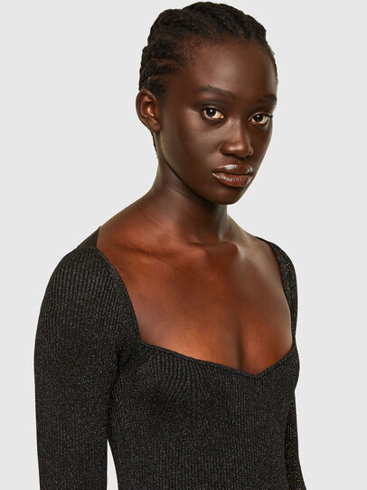 Diesel - M-AMETRINE, Black - Dresses - Image 3