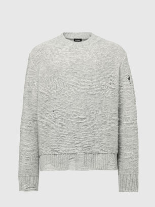 K-JOSH, Light Grey - Sweaters
