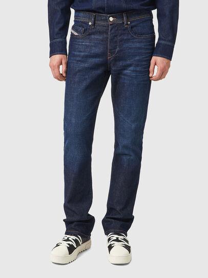 Diesel - D-Vocs Bootcut Jeans 09A12, Dark Blue - Jeans - Image 1