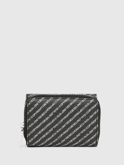 Diesel - SPEJAP, Black/White - Small Wallets - Image 2