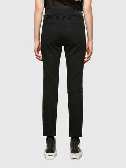 Diesel - D-Joy Slim Jeans 0688H, Black/Dark Grey - Jeans - Image 2