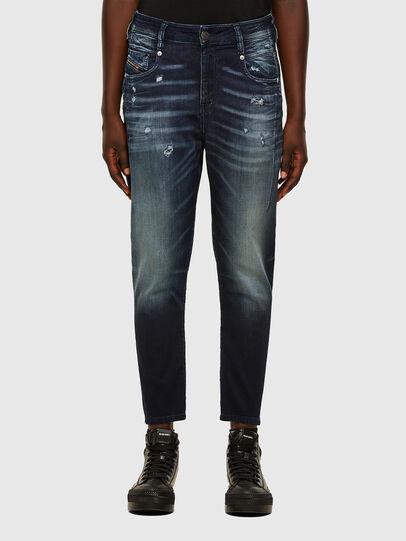 Diesel - FAYZA JoggJeans® 069PZ, Dark Blue - Jeans - Image 1
