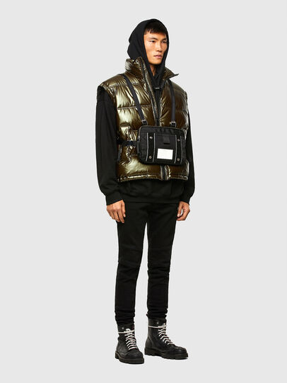 Diesel - W-NORTH, Military Green - Winter Jackets - Image 6