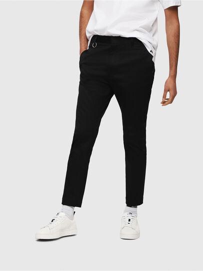 Diesel - P-MAD-ICHIRO, Black - Pants - Image 1