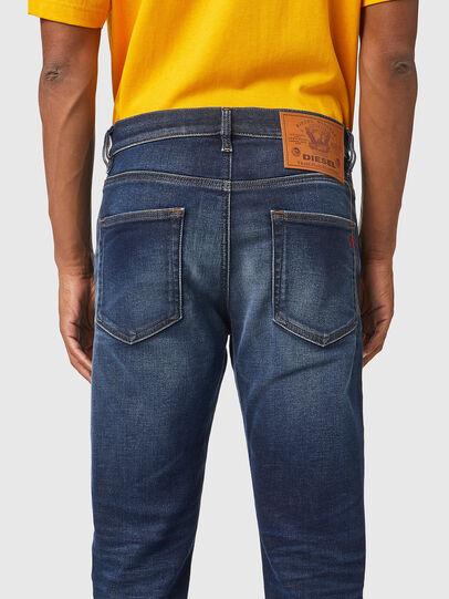 Diesel - D-Strukt Slim JoggJeans® 069XG, Dark Blue - Jeans - Image 4