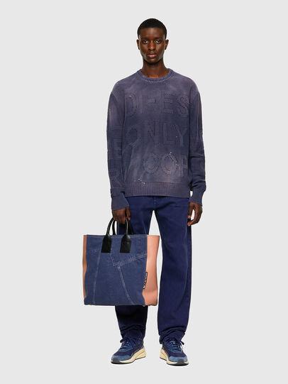 Diesel - K-NORTHERN, Blue - Sweaters - Image 5