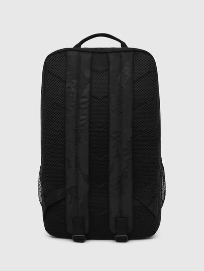 Diesel - SKULPTOR, Black - Backpacks - Image 2