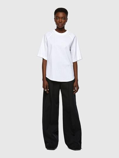 Diesel - T-SPOK-C.C, Blanco - Camisetas - Image 5