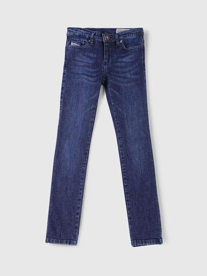 Diesel - SKINZEE-LOW-J-N, Dark Blue - Jeans - Image 1