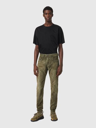 Diesel - D-Strukt Slim Jeans 069XQ, Military Green - Jeans - Image 5