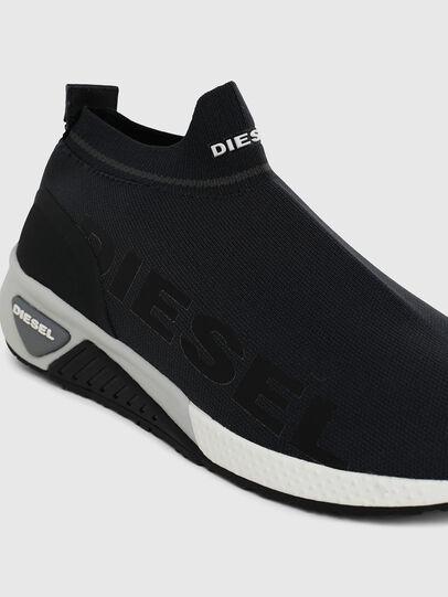 Diesel - S-KB ATHL SOCK II W, Black - Sneakers - Image 4