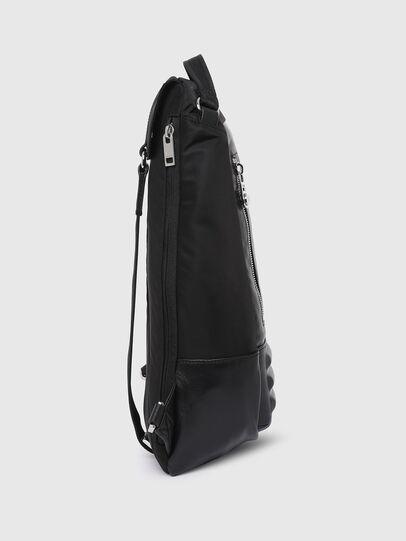 Diesel - BOHIO BU, Black - Backpacks - Image 3