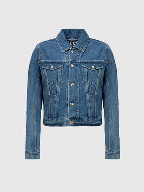 DE-NINO, Medium Blue - Denim Jackets