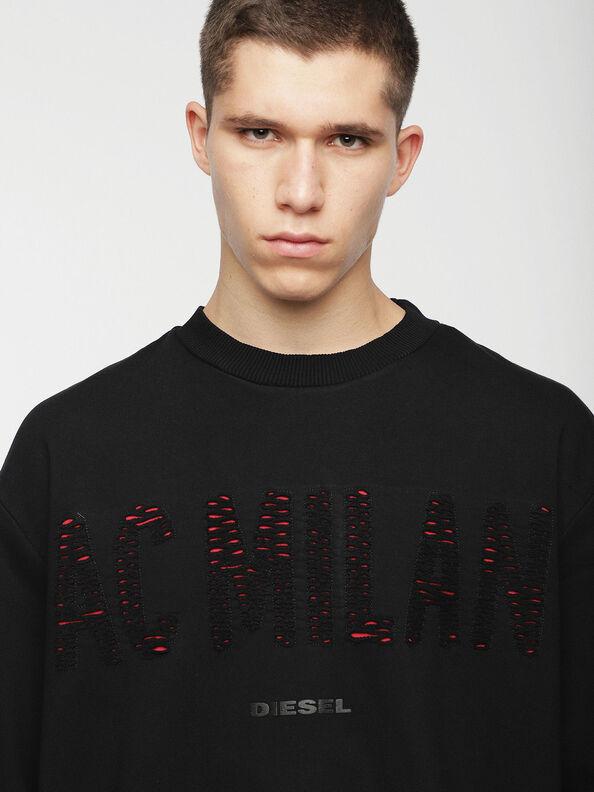 DVL-SIFLA-CAPSULE, Black - Sweatshirts