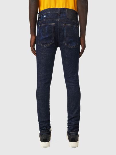 Diesel - D-Amny Skinny Jeans 09A84, Dark Blue - Jeans - Image 2