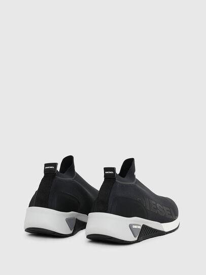 Diesel - S-KB ATHL SOCK II W, Black - Sneakers - Image 3