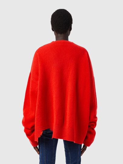Diesel - M-LOUISIANA, Orange - Sweaters - Image 2