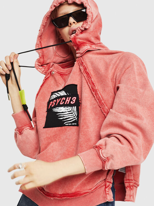 F-CAROL,  - Sweatshirts