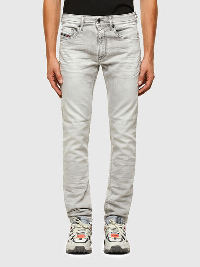 Diesel - Thommer 069RP, Light Grey - Jeans - Image 1