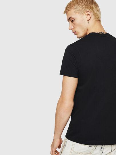 Diesel - T-DIEGO-A4, Black - T-Shirts - Image 2