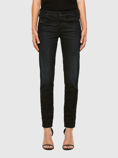 Diesel - D-Ollies JoggJeans 069NY, Dark Blue - Jeans - Image 1
