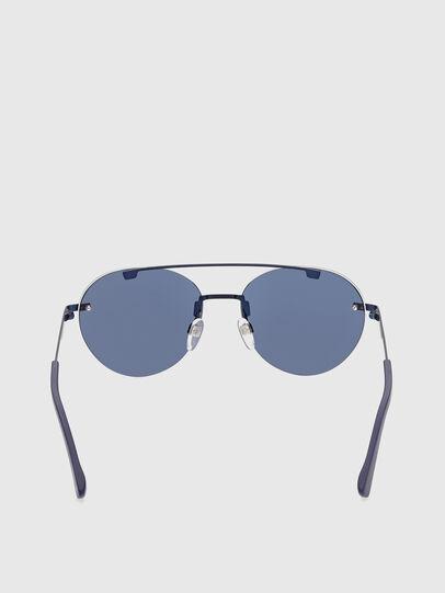 Diesel - DL0351, Blue - Sunglasses - Image 4