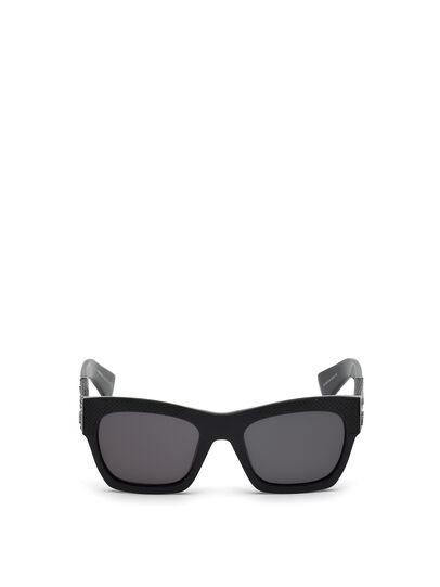 Diesel - DM1978, Black - Sunglasses - Image 1