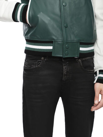 Diesel - LOLLEG,  - Leather jackets - Image 7
