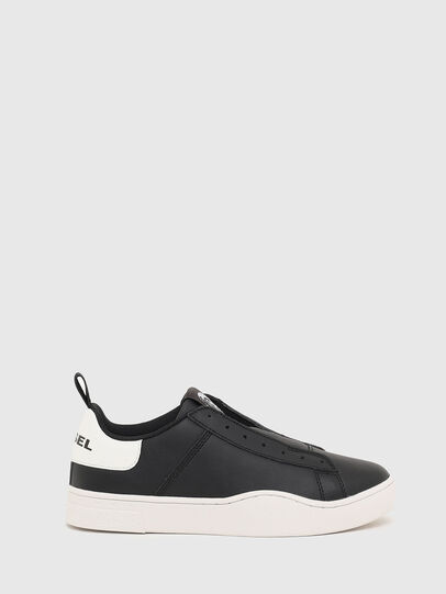 Diesel - S-CLEVER SO W, Black/White - Sneakers - Image 1