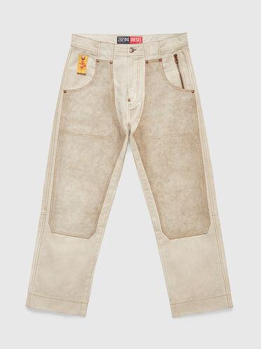 DieselXDiesel pants in canvas