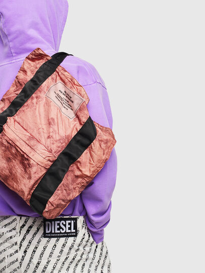 Diesel - SHOPAK, Red - Shopping and Shoulder Bags - Image 7