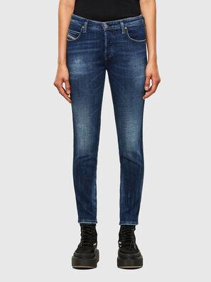 Babhila 009LQ, Medium Blue - Jeans