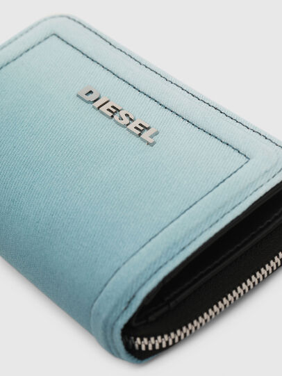 Diesel - BUSINESS LC, Light Blue - Small Wallets - Image 6