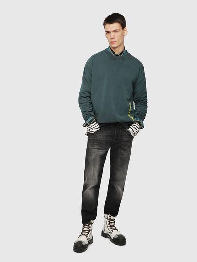 Diesel - Larkee-Beex 087AM, Black/Dark Grey - Jeans - Image 4