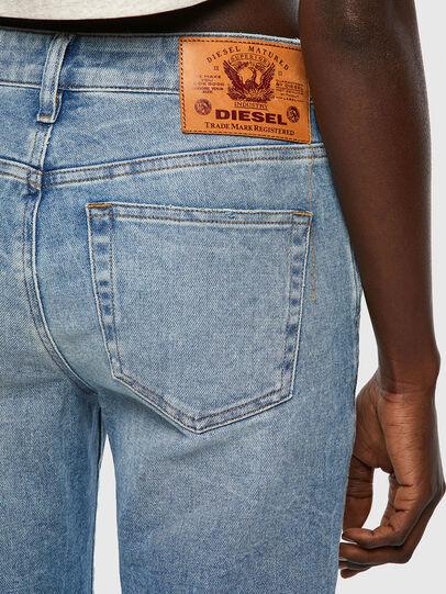 Diesel - D-Joy Slim Jeans 09A07, Light Blue - Jeans - Image 3