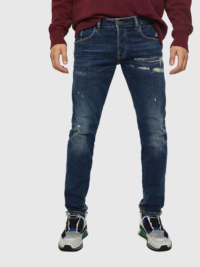 Diesel - D-Bazer 0890R, Dark Blue - Jeans - Image 1