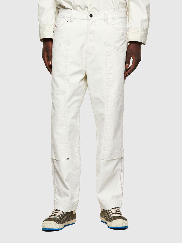 D-Franky Straight Jeans 009ZJ,
