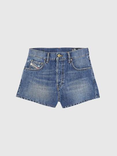 Diesel - D-BOY-SHORT, Medium Blue - Shorts - Image 1