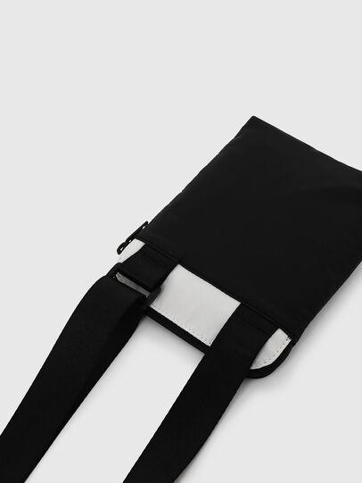 Diesel - F-DISCOVER CROSS, Dark Blue - Crossbody Bags - Image 6