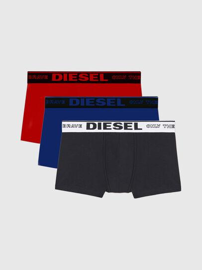 Diesel - UMBX-SEBASTIANTHREEP, Rojo/Azul - Boxers - Image 1