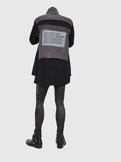 Diesel - S-EIKU, Black - Shirts - Image 6
