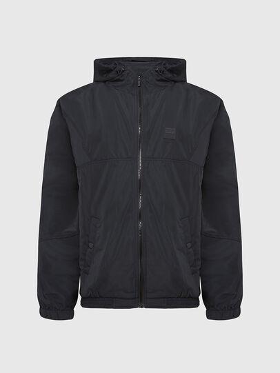 Diesel - J-ETHAN-KA, Black - Jackets - Image 1