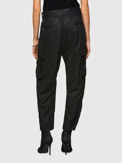 Diesel - D-Emma Boyfriend Jeans 069WX, Black/Dark Grey - Jeans - Image 2