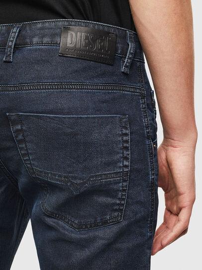 Diesel - Krooley JoggJeans 069MG, Dark Blue - Jeans - Image 4