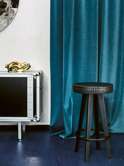 Diesel - STUD - STOOL, Multicolor  - Furniture - Image 2