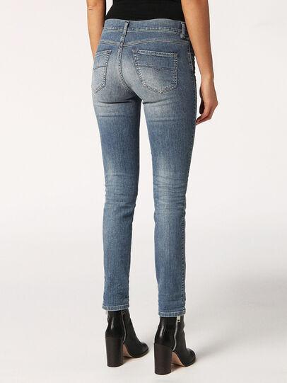 Diesel - Sandy 0688V, Light Blue - Jeans - Image 2