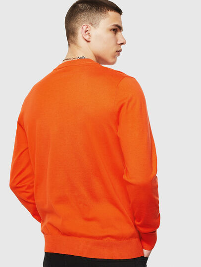 Diesel - K-FREEX, Orange - Sweaters - Image 2